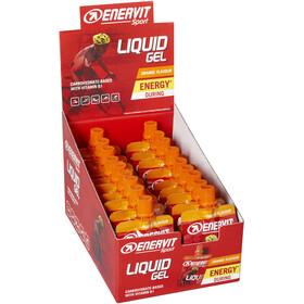 Enervit Sport Liquid Gel Competition Box 18 x 60ml Orange